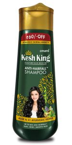 Kesh King Scalp And Hair Medicine Anti Hairfall Shampoo, 340 ml