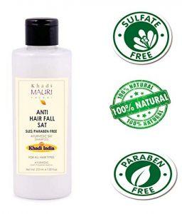 Khadi Mauri Herbal Anti Hairfall Shampoo 210 ml