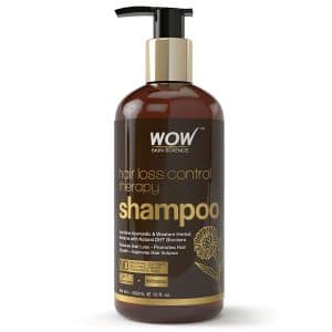 WOW Skin Science Hair Loss Control Therapy Shampoo 300 mL