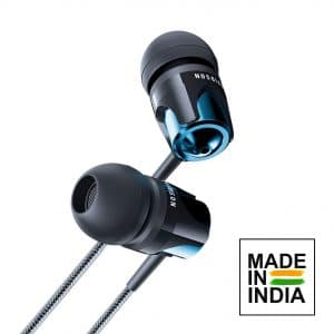Evidson B4 in-Ear Rich Bass Headphones with Mic