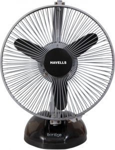 Havells Birdie 230mm Table Fan