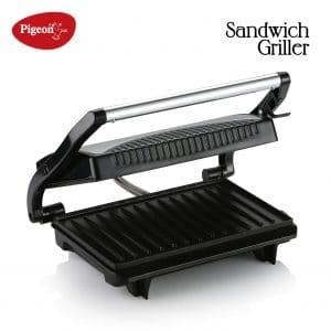 Pigeon by Stovekraft Press Griller Sandwich Toaster