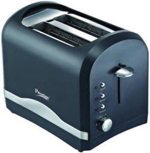 Prestige PPTPKB 800-Watt 2-Slice Pop-up Toaster