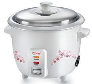 Prestige PRWO 1.5 500-Watt Delight Electric Rice Cooker