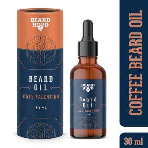 Beardhood Beard Growth Oil - Café Valentino