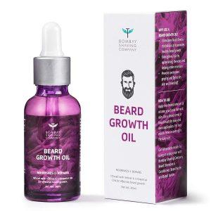 Bombay Shaving Company Beard Growth Oil For Men