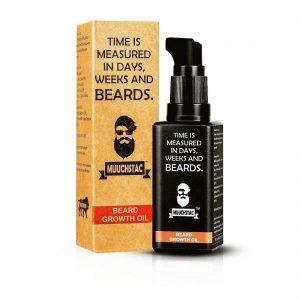 Muuchstac Beard Growth Oil For Men