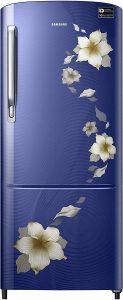 Samsung RR20M272ZU2-NL/ RR20M172ZU2-HL 192 L 3 Star Inverter Direct Cool Single Door Refrigerator