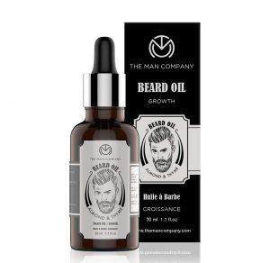 The Man Company Beard Growth Oil (Almond & Thyme)