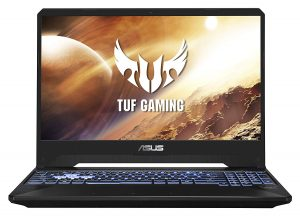 "ASUS TUF Gaming FX505DD 15.6"" FHD 120Hz Laptop GTX 1050 3GB Graphics (Ryzen 5-3550H/8GB RAM/1TB HDD + 256GB PCIe SSD/Windows 10/Stealth Black/2.20 kg), FX505DD-AL184T"