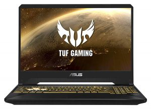 "ASUS TUF Gaming FX505DV 15.6"" FHD 120Hz Laptop RTX 2060 6GB Graphics (Ryzen 7-3750H/16GB RAM/512GB NVMe SSD/Windows 10/Gun Metal/2.20 Kg), FX505DV-AL026T"