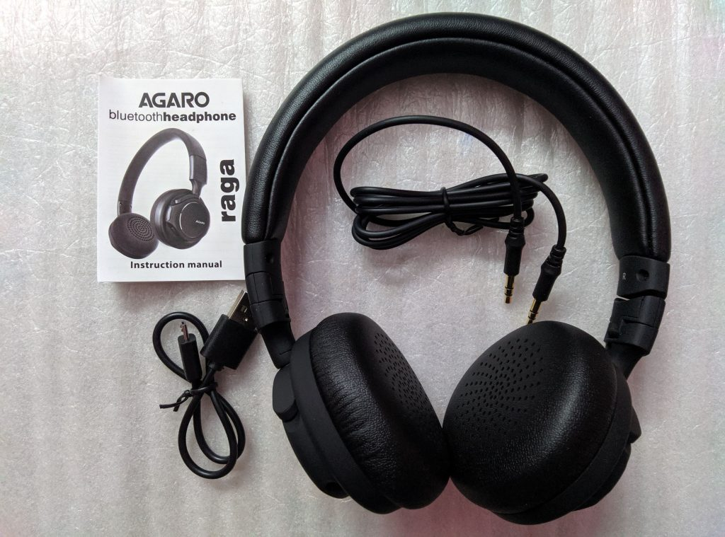 Agaro Raga In-Box Contents and Price