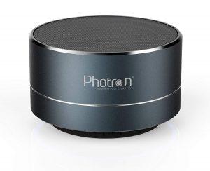 Photron P10 Wireless 3W Super Bass Mini Metal Aluminium Alloy Portable Bluetooth Speaker