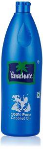 Parachute Coconut Oil Bottle