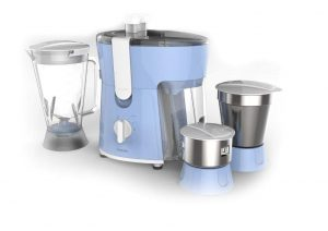 Philips Amaze HL7576/00 600-Watt Juicer Mixer Grinder