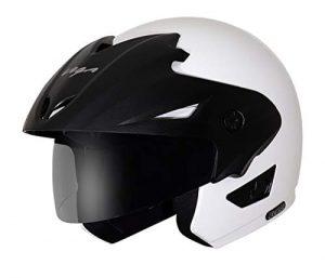 Vega Cruiser CR-W/P-W-M Open Face Helmet