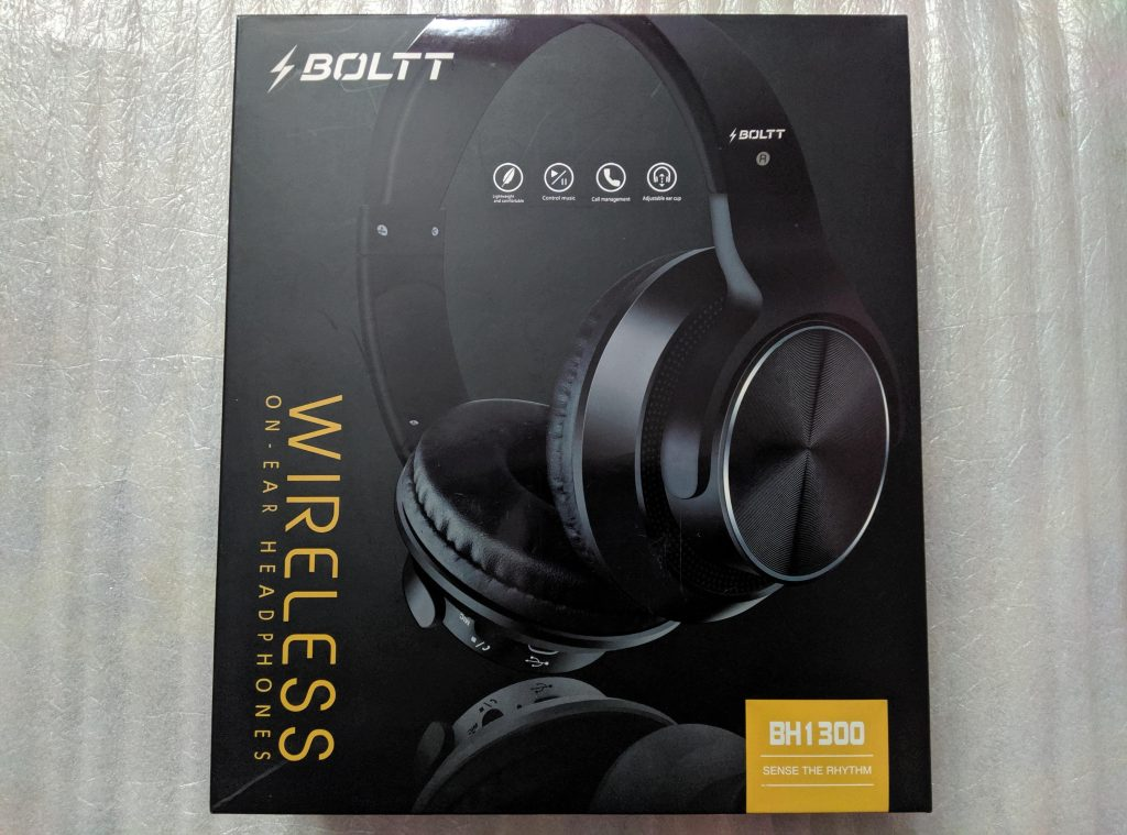Boltt Blast 130 Performance