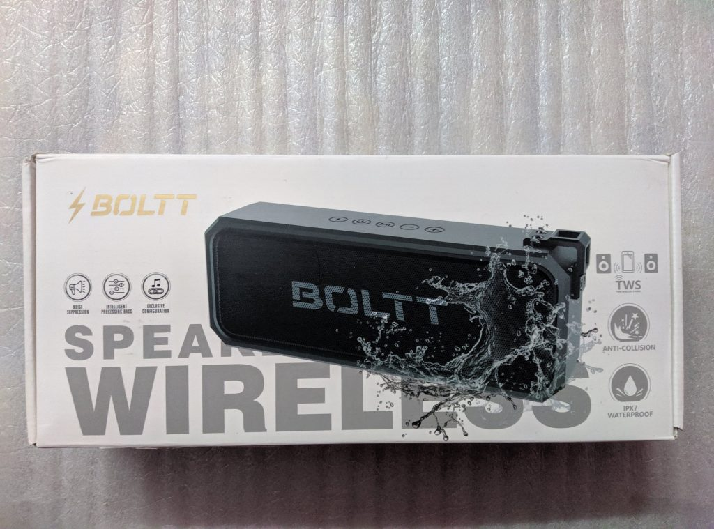 Boltt Xplode 130 Performance