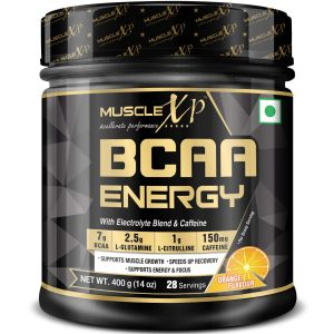 MuscleXP BCAA Energy