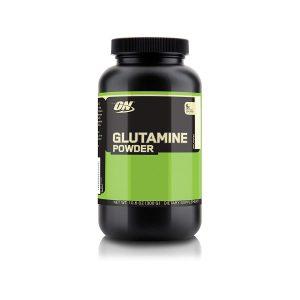 Optimum Nutrition (ON) Glutamine Powdered Supplement