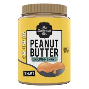 The Butternut Co. Peanut Butter Unsweetened