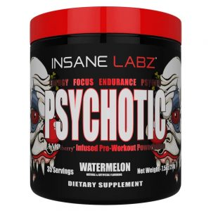 Insane Labz Psychotic Infused Preworkout Powerhouse