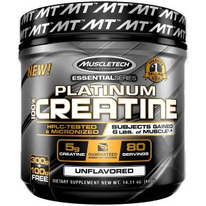 MuscleTech Creatine Essential Series