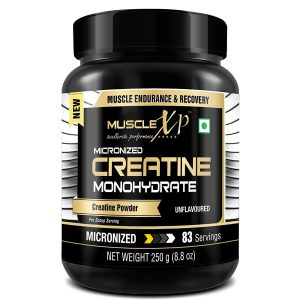 MuscleXP Micronized Creatine Monohydrate Powder