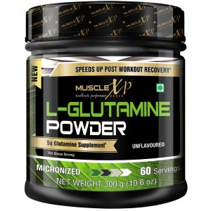 MuscleXP Micronized L-Glutamine Powder