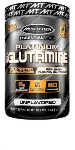 Muscletech Essential Series Platinum 100% Glutamine