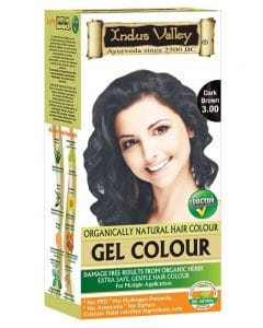 Indus Valley Damage-Free Gel Hair Colour