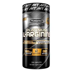 MuscleTech Essential Series 100% L-Arginine