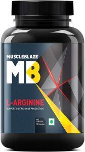 Muscleblaze L-Arginine