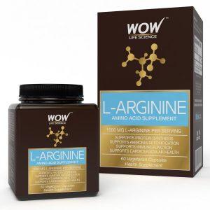 WOW L-Arginine