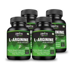 Zenith Nutrition L-Arginine