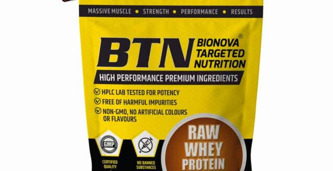 BTN Raw Whey Protein Concentrate